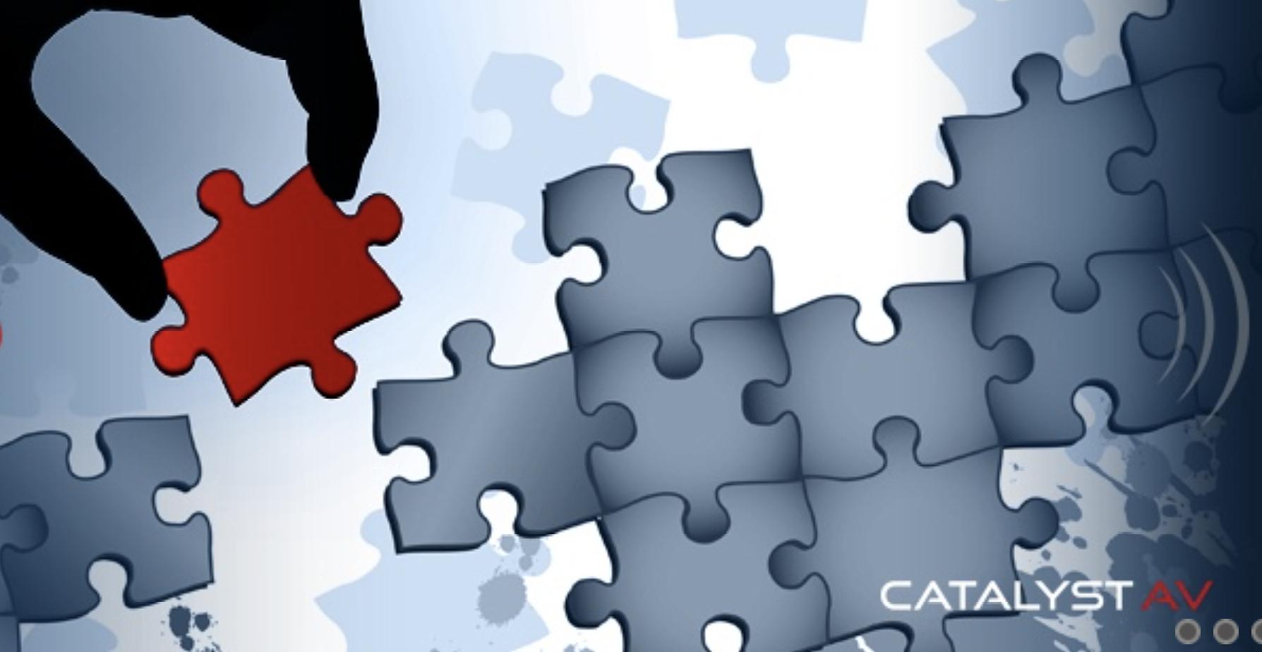 Catalyst AV website