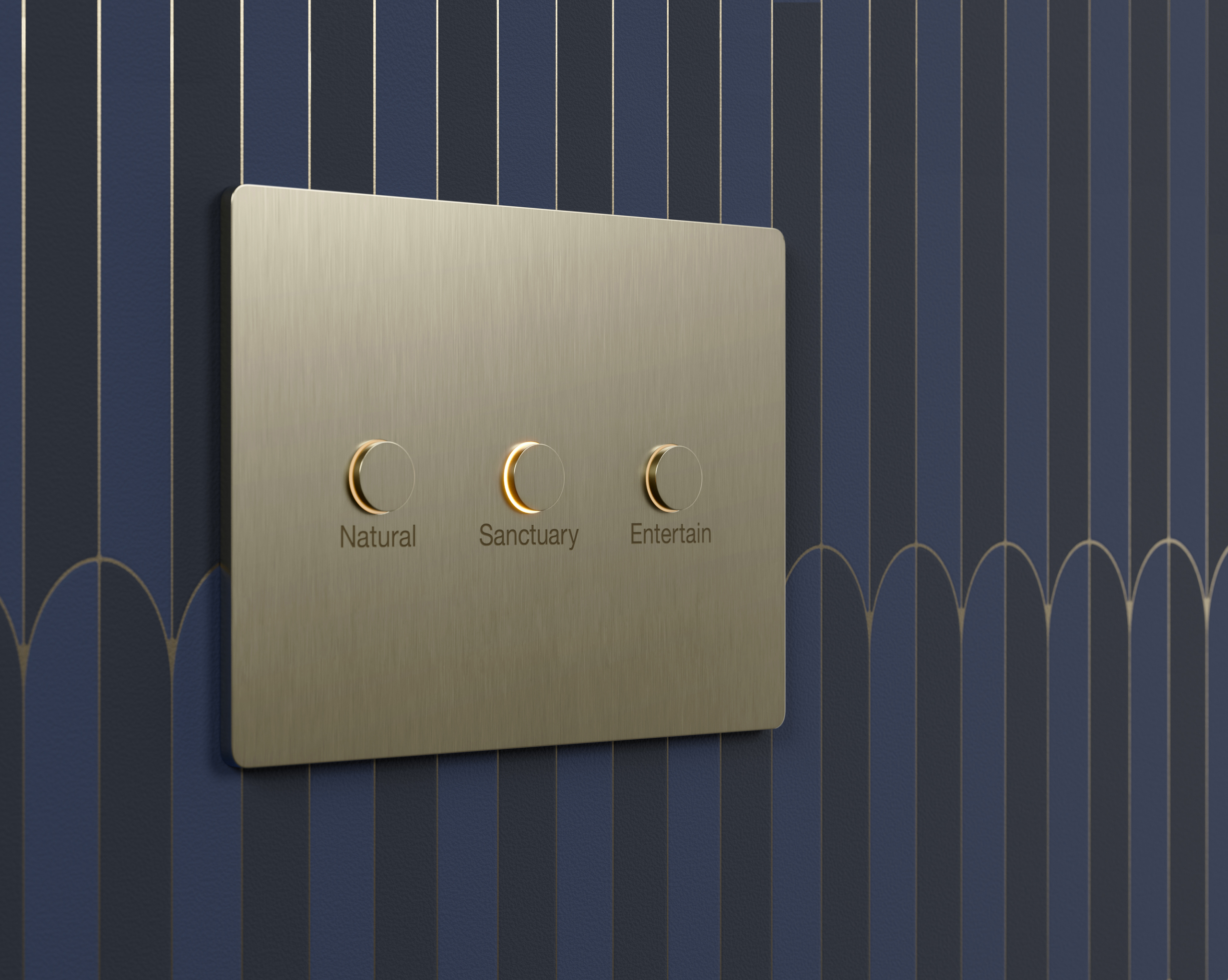 Lutron Alisse_Champagne