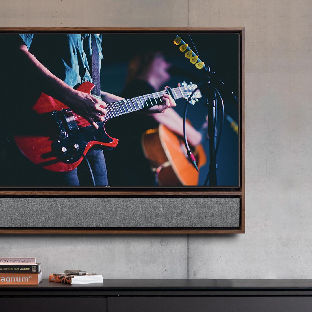 Leon Speakers-Edge-Media-Frame-Granite-Grille Featured Image
