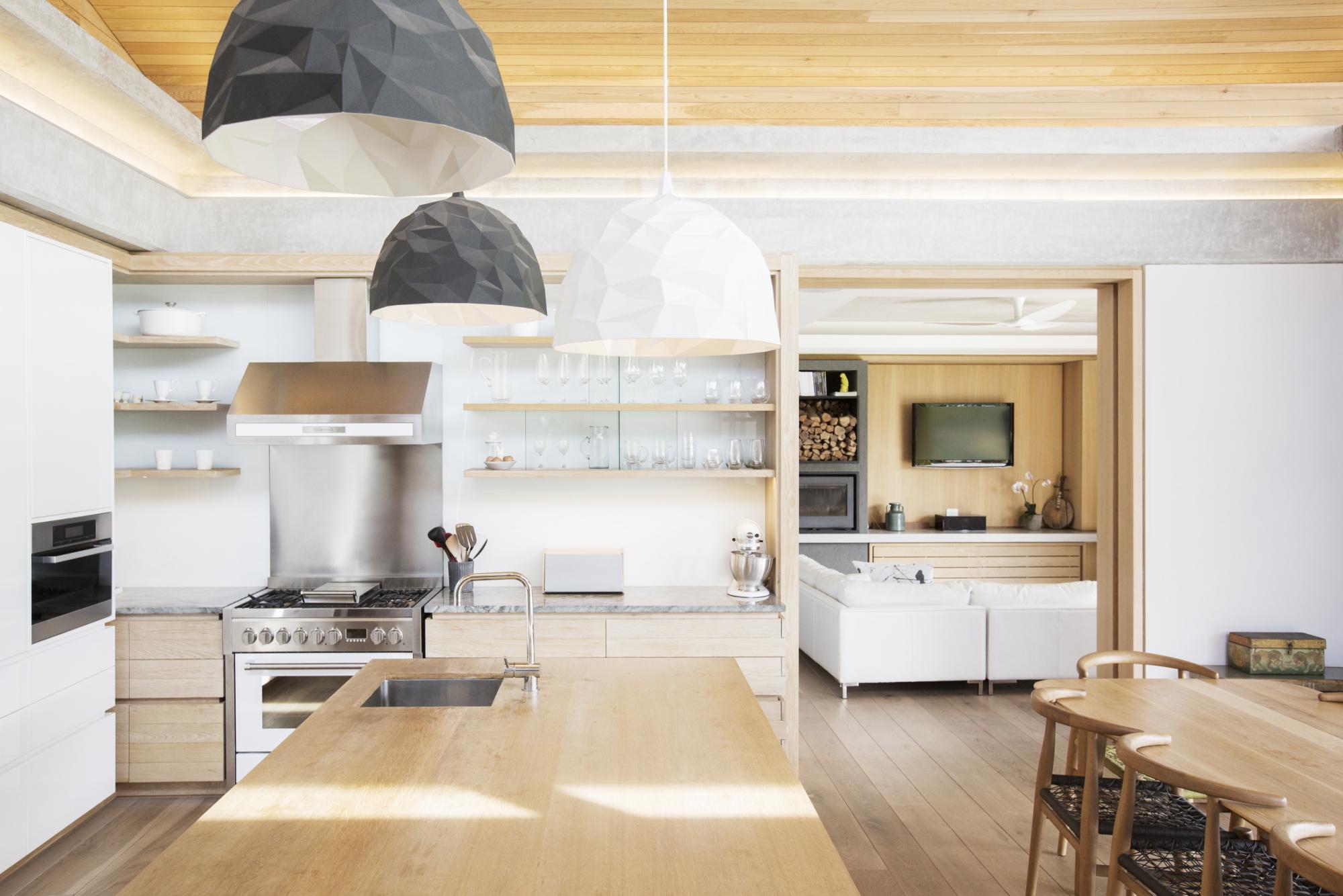ProSource - American Lighting kitchen