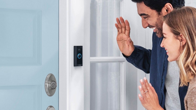 Ring Video Doorbell Hero Wired