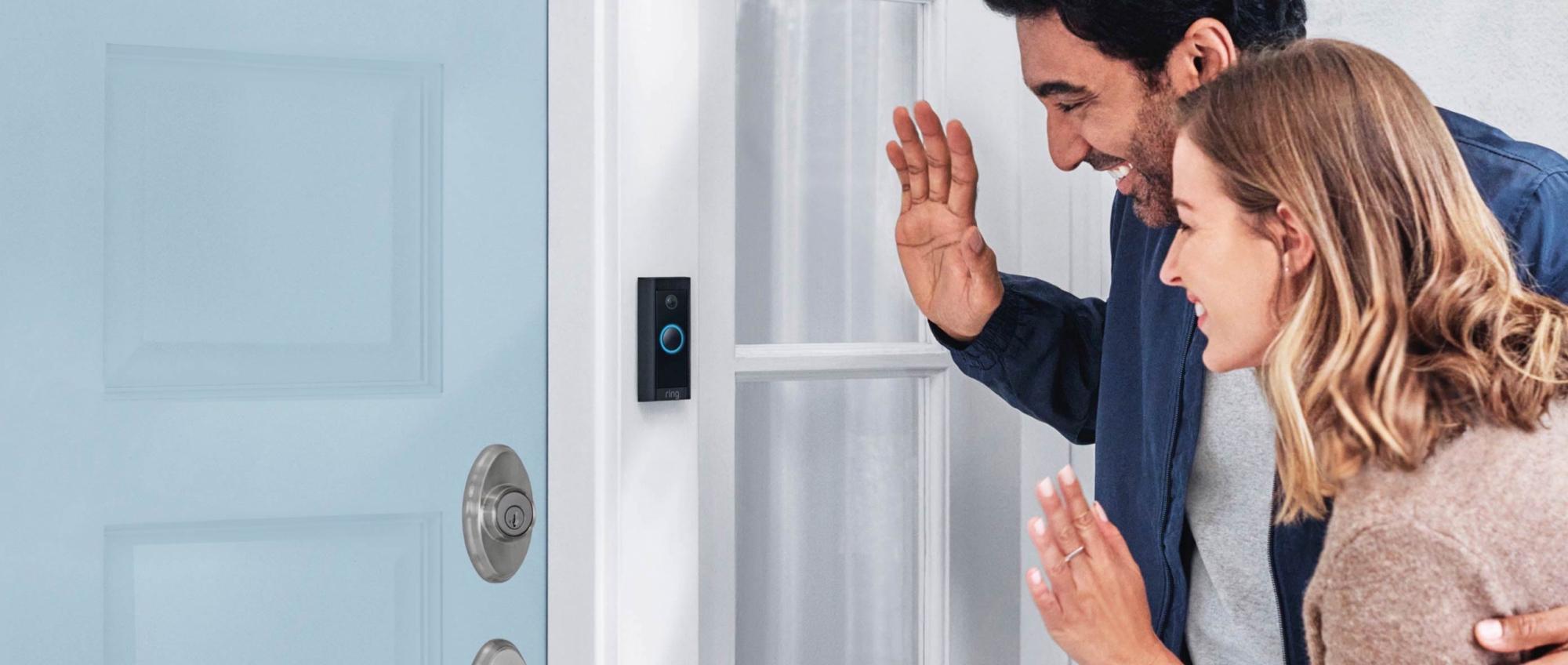 Ring Video Doorbell Hero Wired