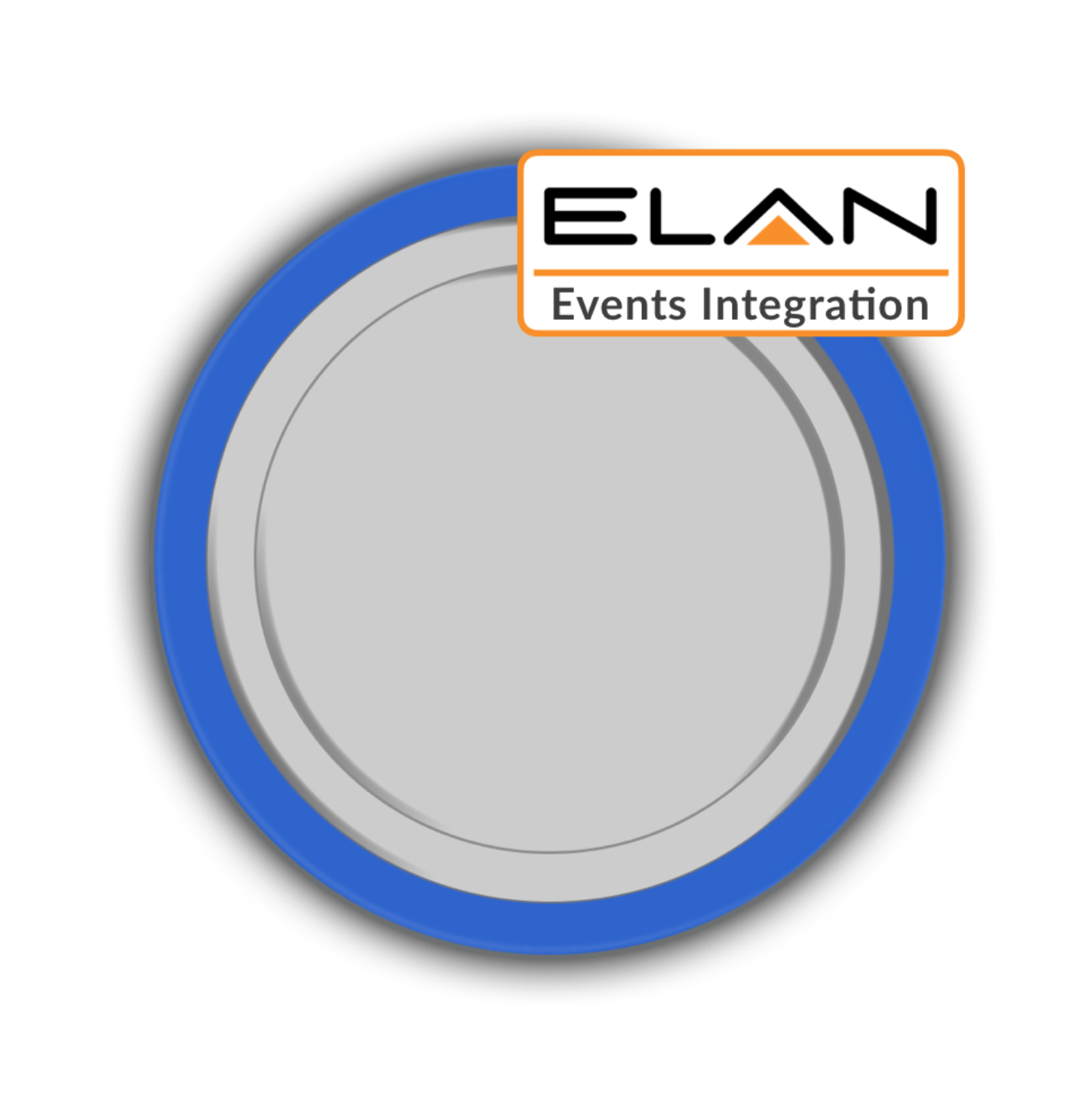 When someone pushes the doorbell button, the Elan system instantly receives an event from Ring to perform a variety home automation routines.