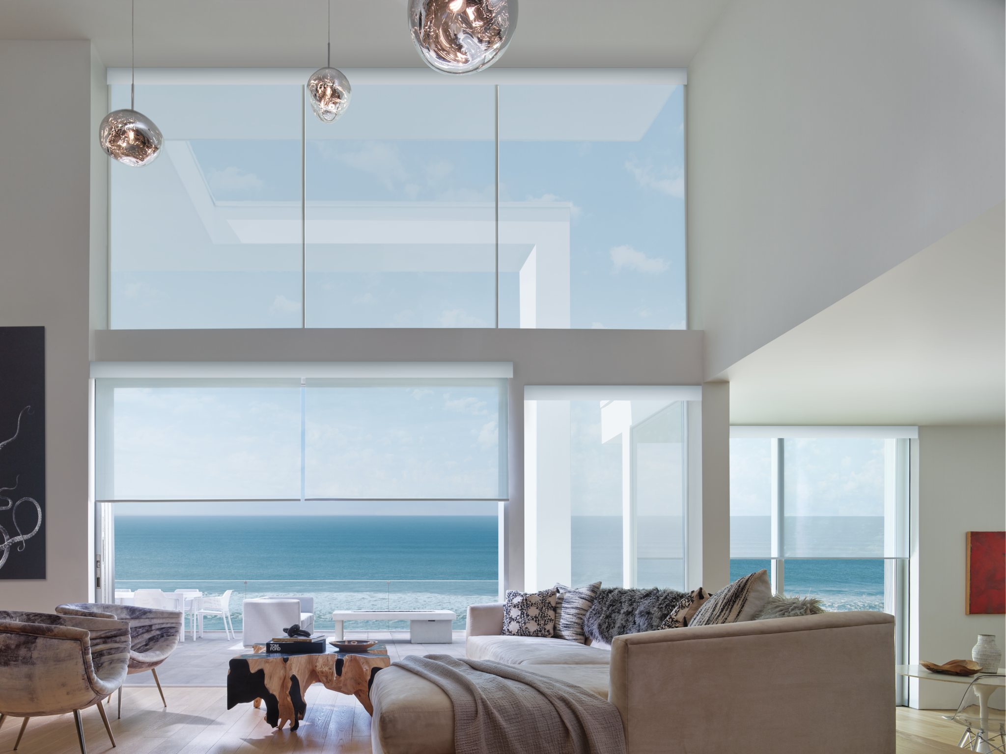 The Custom Integrator Program from Hunter Douglas supports integrators in specifying automated window treatment solutions such as the new PowerView+™ hardwired automated shade.