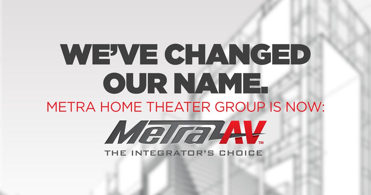MetraAV Metra Home Theater