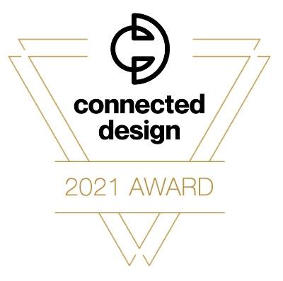 CD 2021 Award logo