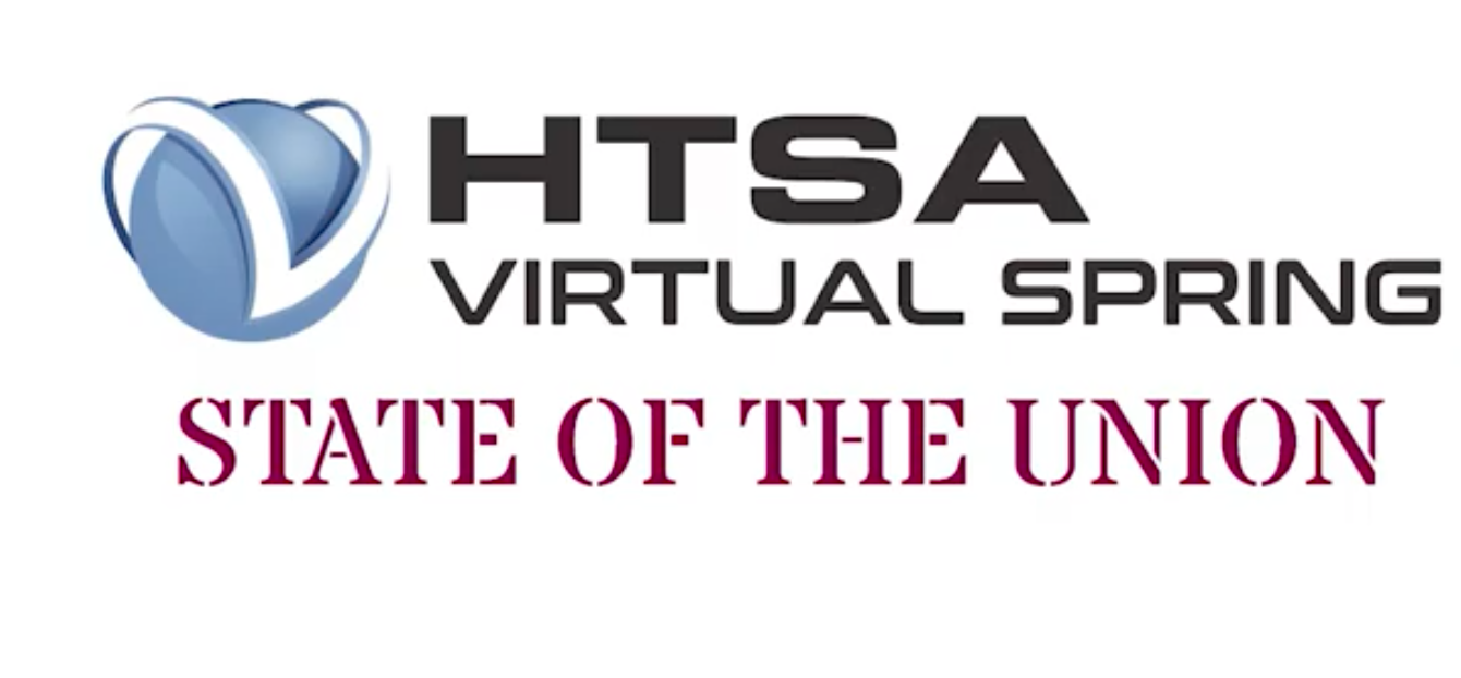 HTSA kicks off their virtual spring show.