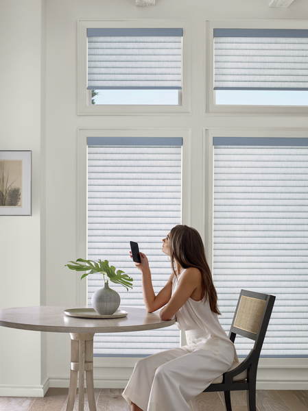 Hunter Douglas offers eco-friendly automated shading solutions