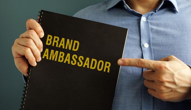 Brand ambassador
