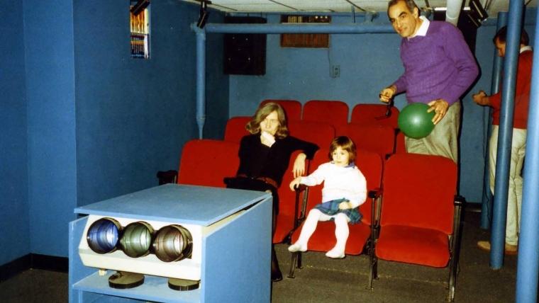 Theo Kalomirakis Home theater