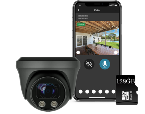Clare Controls Launches ClareVision line of surveillance cameras