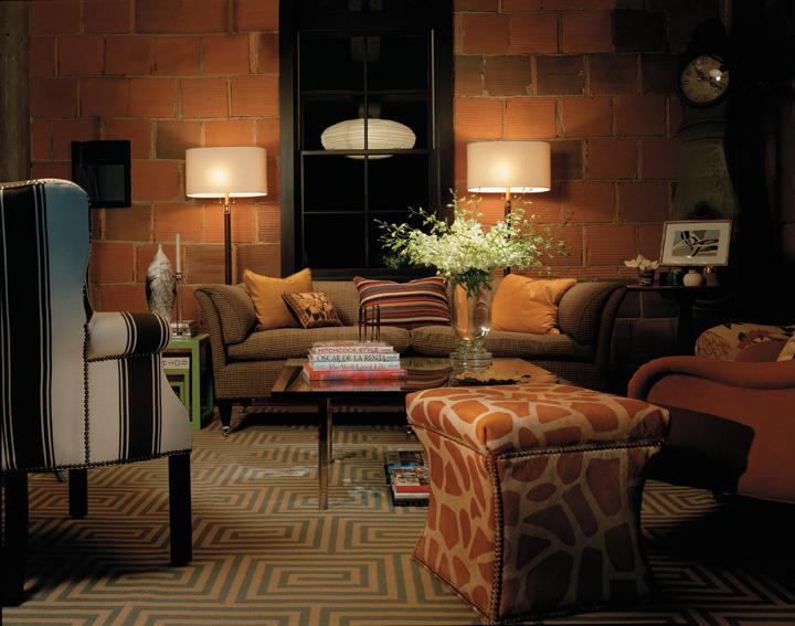 Lutron Ivalo Living Room