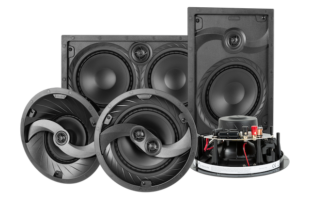 SnapAV Launches New Architectural Speakers