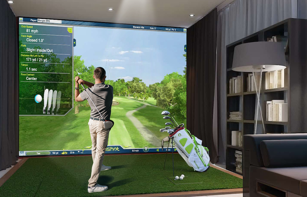 BenQ offers projectors for Golf Simulation and home theater