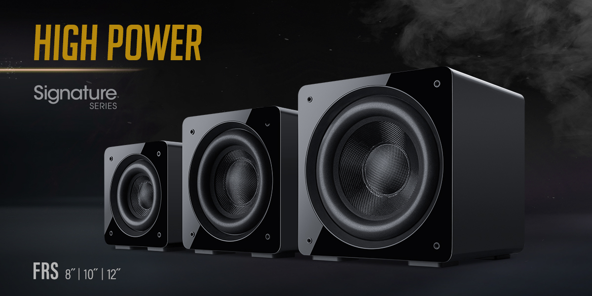 Proficient releases new subwoofer series