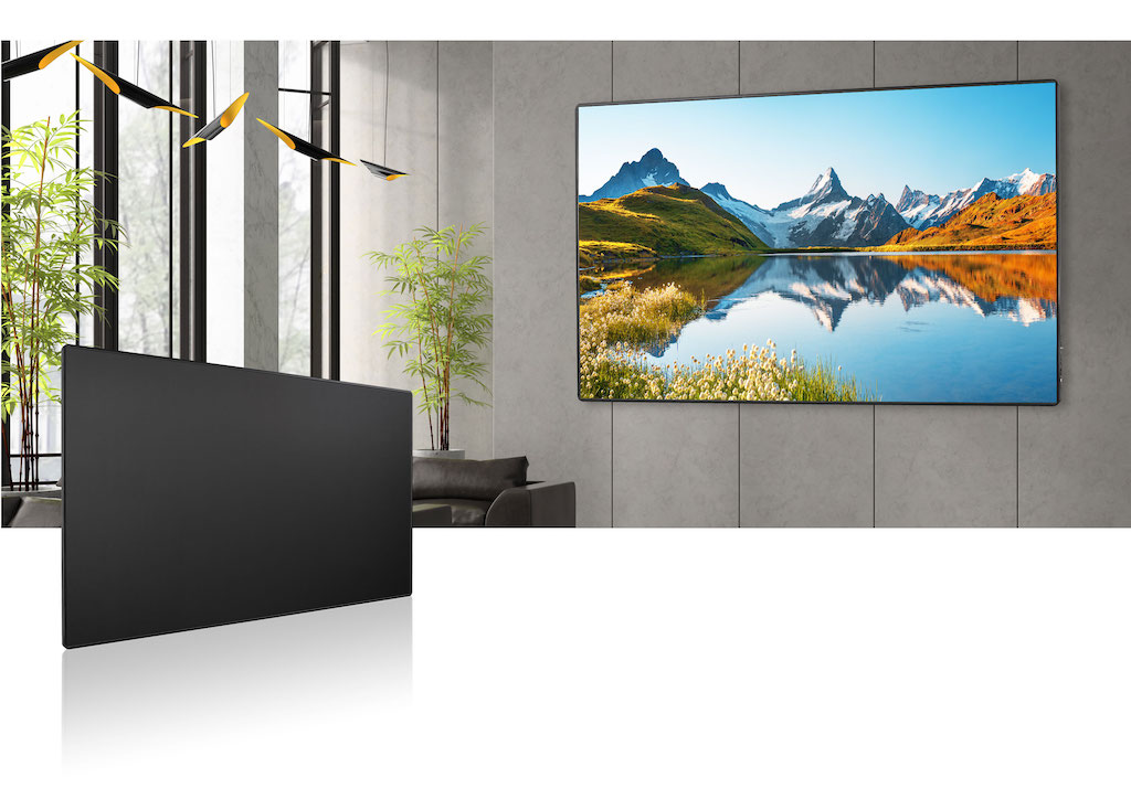 Optoma Releases New Commercial Display