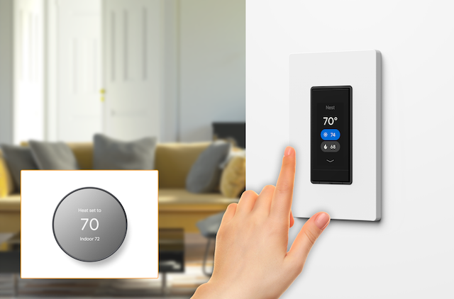 Google Nest Integrated with Orro Smart Home System