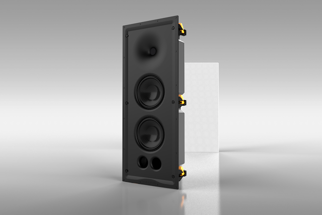 Theory Intros iw25 in-wall loudspeaker