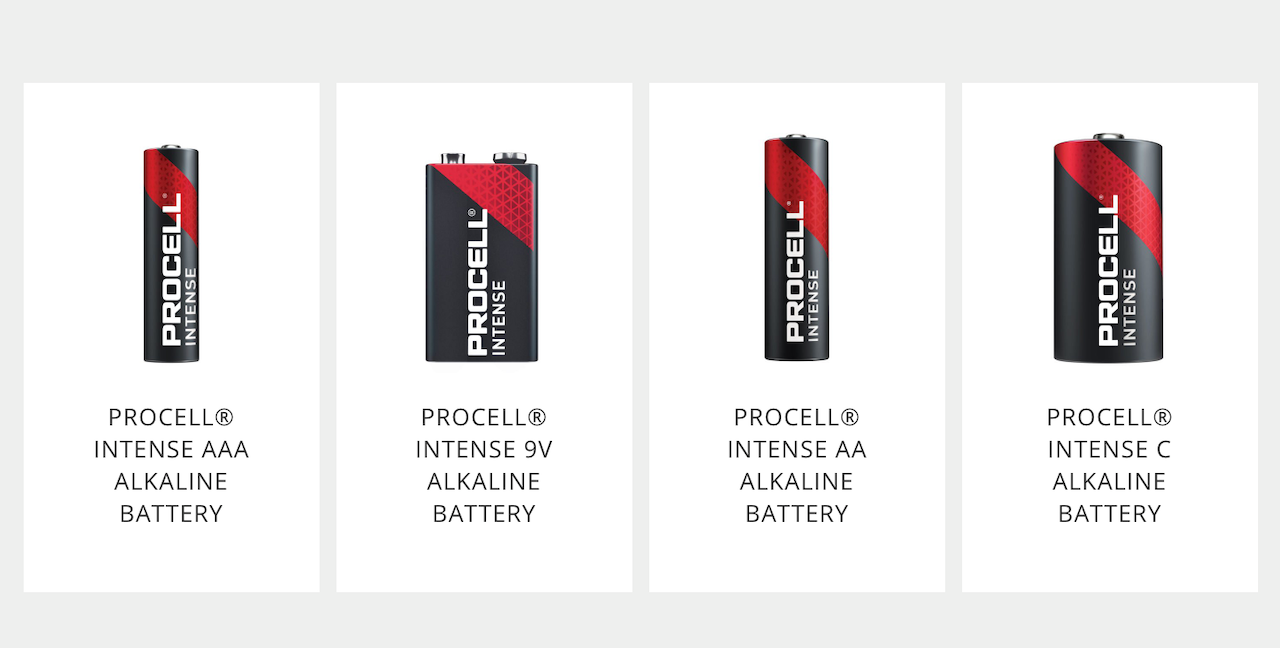 Vanco becomes partner for Procell Pro batteries