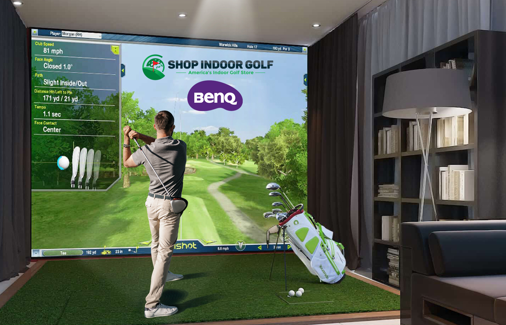 Shop Indoor Golf