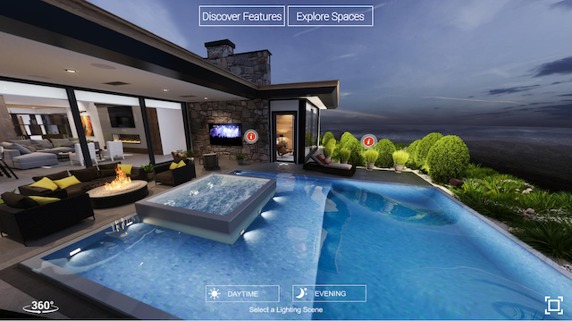Cogent360 offers virtual reality showroom design