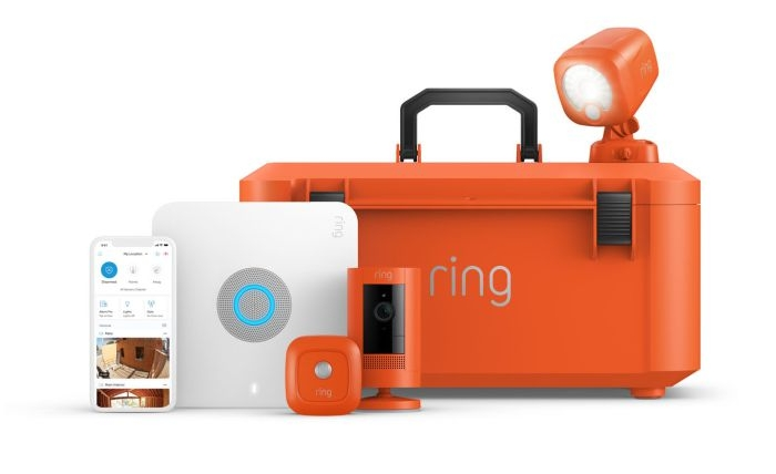 The Home Depo and Ring